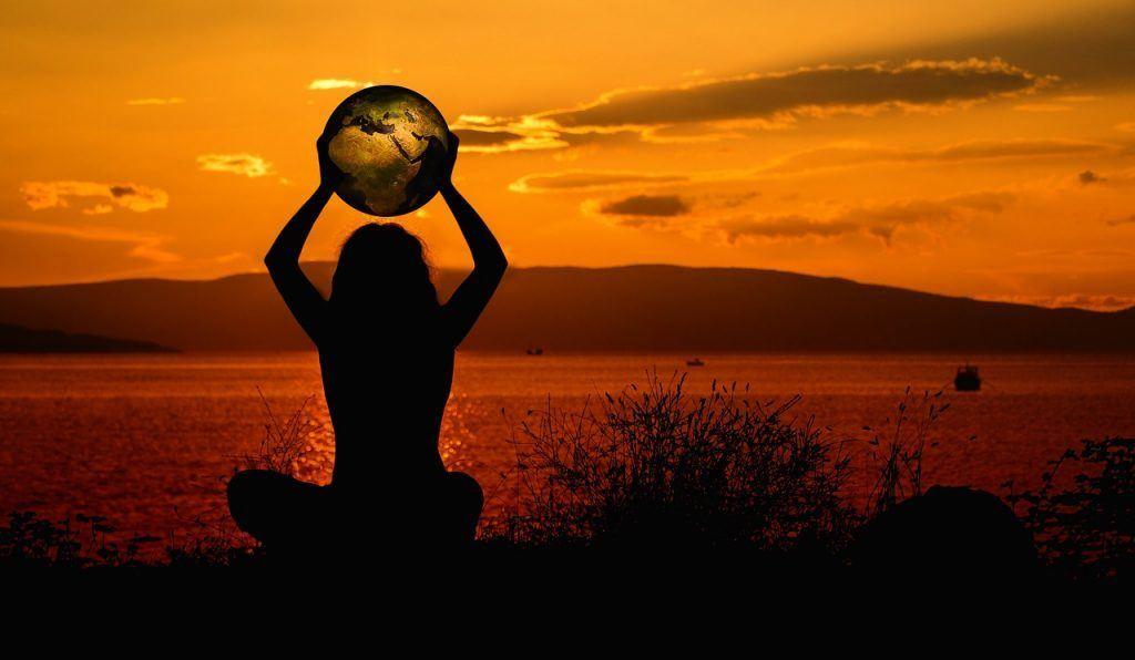 TU mundo esta en TUS manos